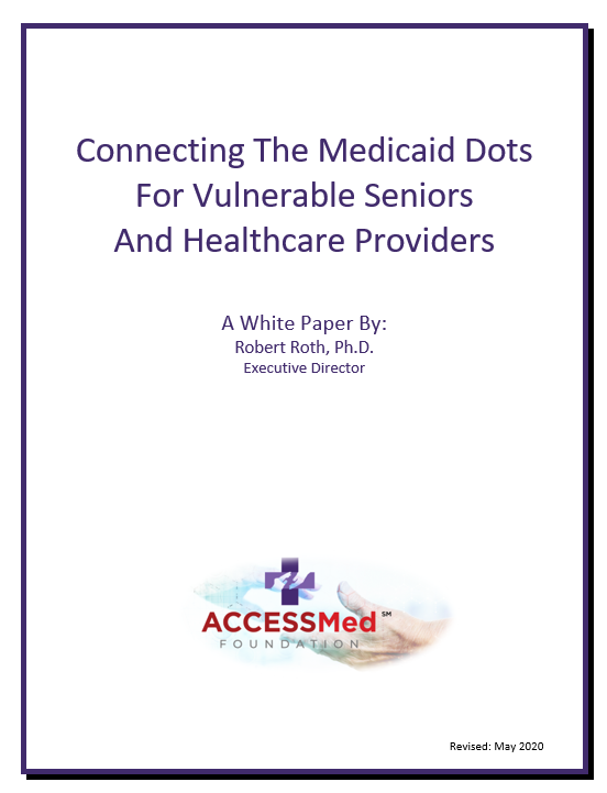 Connecting The Medicaid Dots